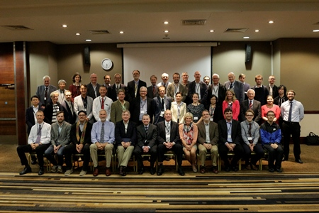Attendees of the conference